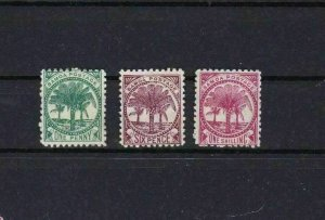 SAMOA  1886 - 1900  MOUNTED MINT STAMPS CAT £48 REF 6787