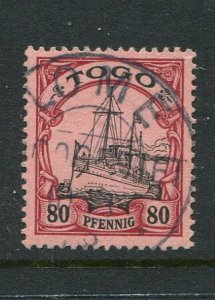 Togo (German) #15 Used