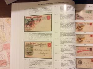 US Advertising Covers Featuring M.Mayo & Ernst Sielaff Collections,SESCAL SALE