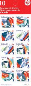 Canada Cover 14 Unitrade BK395