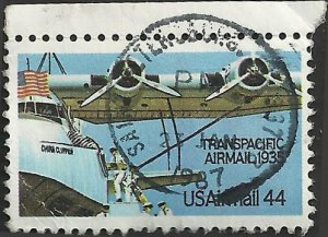 # C115 USED TRANSPACIFIC AIRMAIL