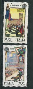 Italy #1455-6 MNH - Make Me An Offer