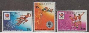 Penrhyn Island Scott #359-360-361 Stamps - Mint NH Set