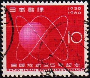 Japan. 1960 10y S.G.828 Fine Used