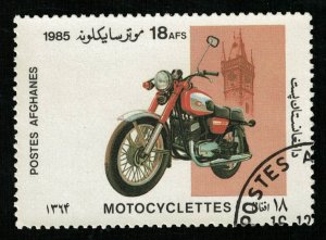 Motocyclettes, 18 Afs  (Т-5866)