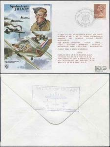 HA30a Squadron Leader J.H. Lacey Standard Cover