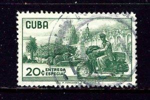 Cuba E25 Used 1958 motocycle