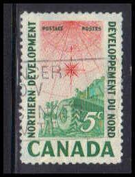 Canada Used Very Fine ZA4774