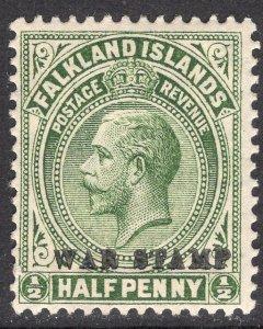 FALKLAND ISLANDS SCOTT MR1