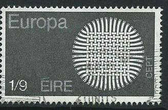 Ireland Eire  SG 278  Very Fine Used