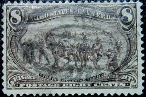 U.S. 289 Used FVF SCV$50.00 Rich Color