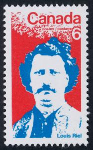 Canada 515 MNH Louis Riel