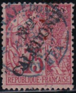 New Caledonia 1892 SC 32 Used