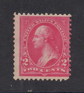 US#267 Pink - Type III - Unused - O.G. - N.H.