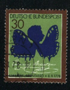 Germany 1279   -3   used VF 1978 PD