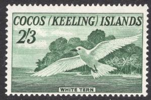 Cocos Islands Scott 6