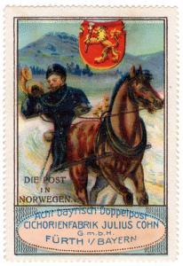 (I.B) Germany Cinderella : The Post Series (Norway)