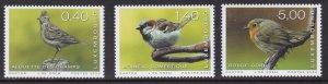 Luxembourg, Fauna, Birds / MNH / 2020