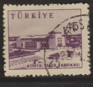 Turkey Sc#1450 Used