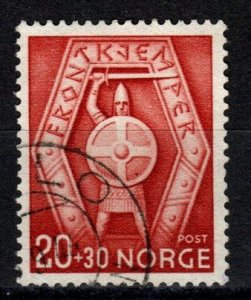 Norway #B31 F-VF Used  CV $9.00 (Z9767)