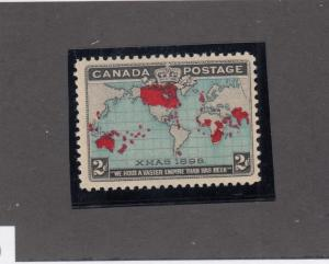 CANADA LOT KK77676 # 86b VF-MNH 2cts IMPERIAL PENNY POST CAT VALUE $225