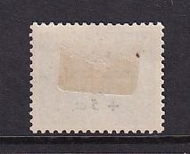 Netherlands  New Guinea  #B1 1953  MH flood relief  5c
