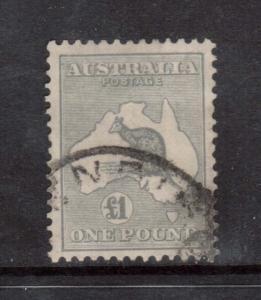 Australia #128 VF Used