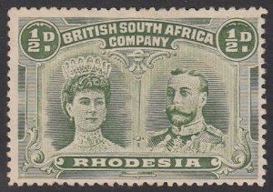 Rhodesia 101 MNG CV $15.00