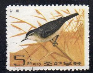 1177 - Used - Great Reed Warbler (cv $0.40)