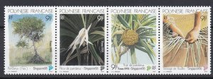Polynesia 1995 #667 MNH. Plants, culture