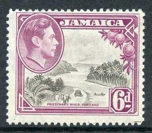 Jamaica SG128 6d Perf 12.5 U/M