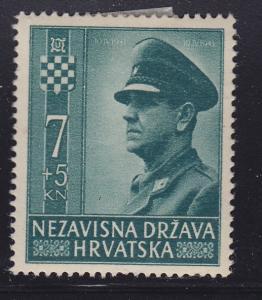 Croatia B30 Ante Pavelich 1943