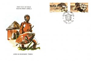 Central African Republic, Worldwide First Day Cover, Birds
