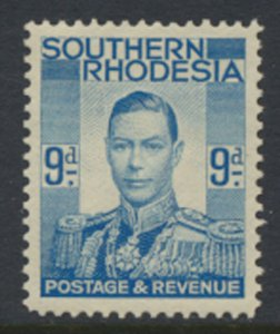 Southern Rhodesia  SG 46  SC# 48  Mint with trace of Hinge  see scans