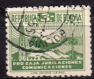 Bolivia RA14 - Used - Communications Symbols
