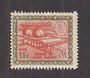 SAUDI ARABIA SC# 432  FVF/MNG