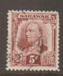 Sarawak #98 Used