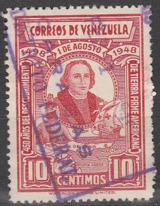 Venezuela #429  F-VF Used  (S2484)