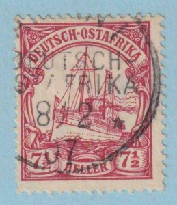 GERMAN EAST AFRICA 33 USED -  NO FAULTS EXTRA FINE!
