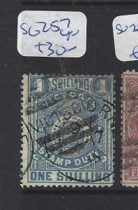 VICTORIA (P3003B)   1/-  SG 257  VFU