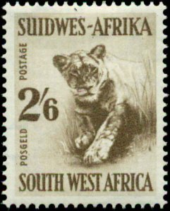South West Africa Scott #258 SG #163 Mint Hinged