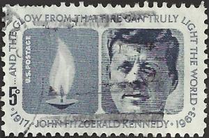 # 1246 USED JOHN F. KENNEDY