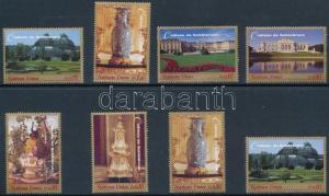 UN Geneva stamp UNESCO Schönbrunn set 1998 MNH Mi 352-359 WS239507