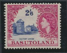 Basutoland SG 51 Mint Light trace of hinge