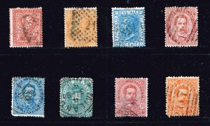 ITALY STAMP USED STAMPS COLLECTION LOT  #1