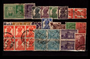 India 30 Used, some faults - C2957