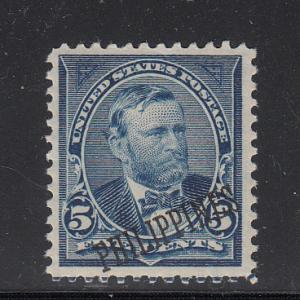 Philippines #216 VF/XF NH Fresh stamp.