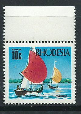 Rhodesia SG 445  MUH   with margin