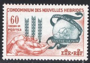 NEW HEBRIDES-FRENCH SCOTT 109