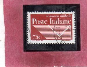 ITALIA REPUBBLICA ITALY REPUBLIC 1995 ENTE PUBBLICO ECONOMICO POSTE ITALIANE ...